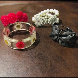 Fun Chunky Bracelet Bundle